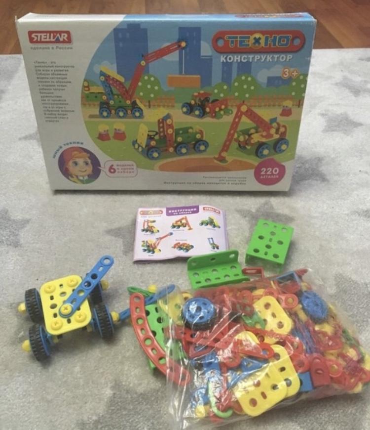 Большой пакет игрушек, игр