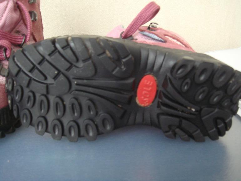 Осенние ботинки для девочки Olang Olantex р. 24