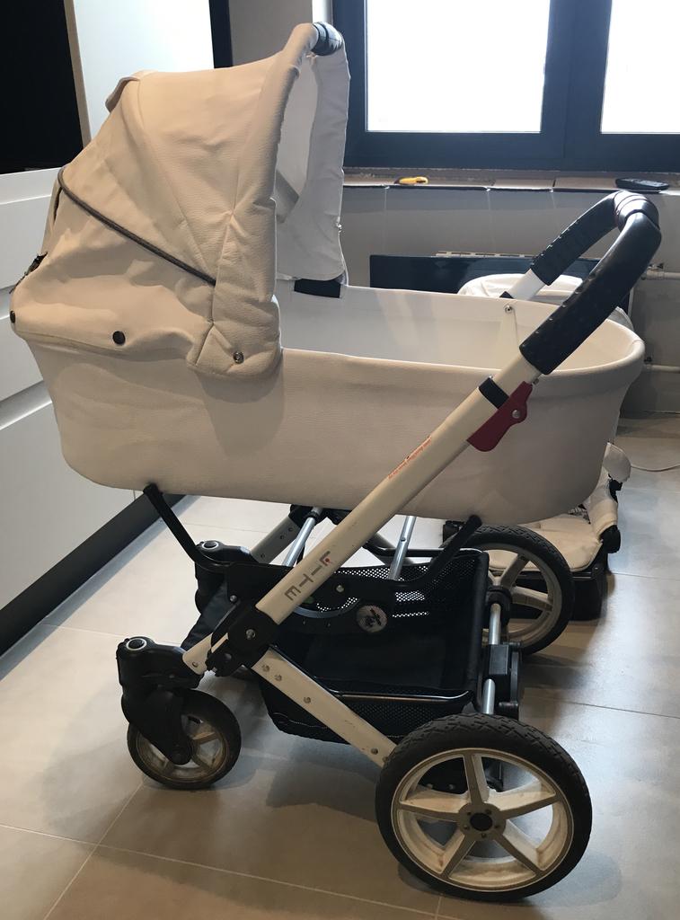 Детская коляска Hartan Lite XL