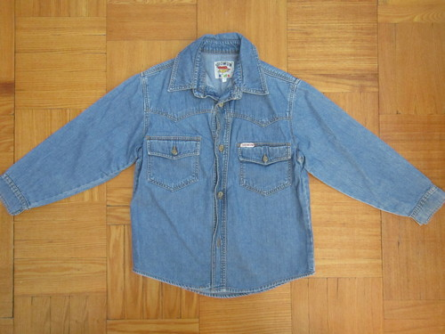 Пакетом (джинсы, бриджи и др.) 116-122р-р