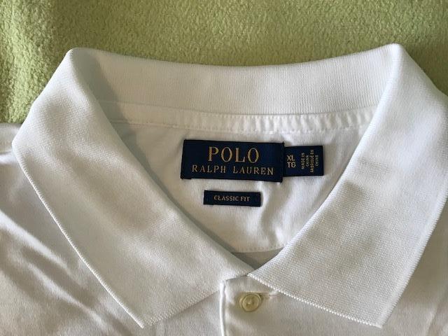 Поло Ralph Lauren новое с бирками. Размер XL