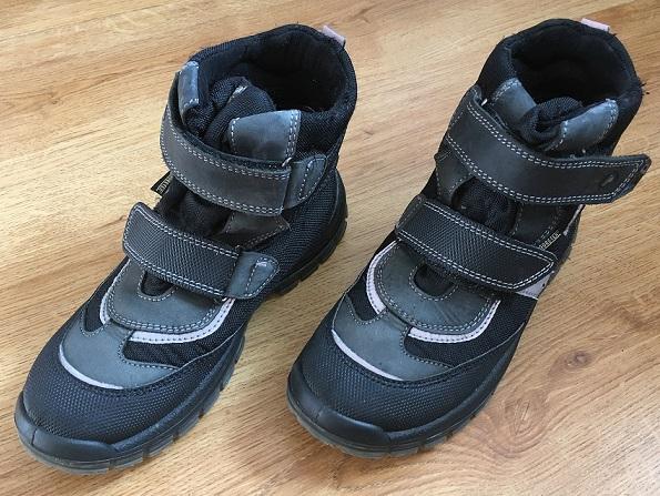 Мембранные ботинки Primigi Gore-Tex р.34