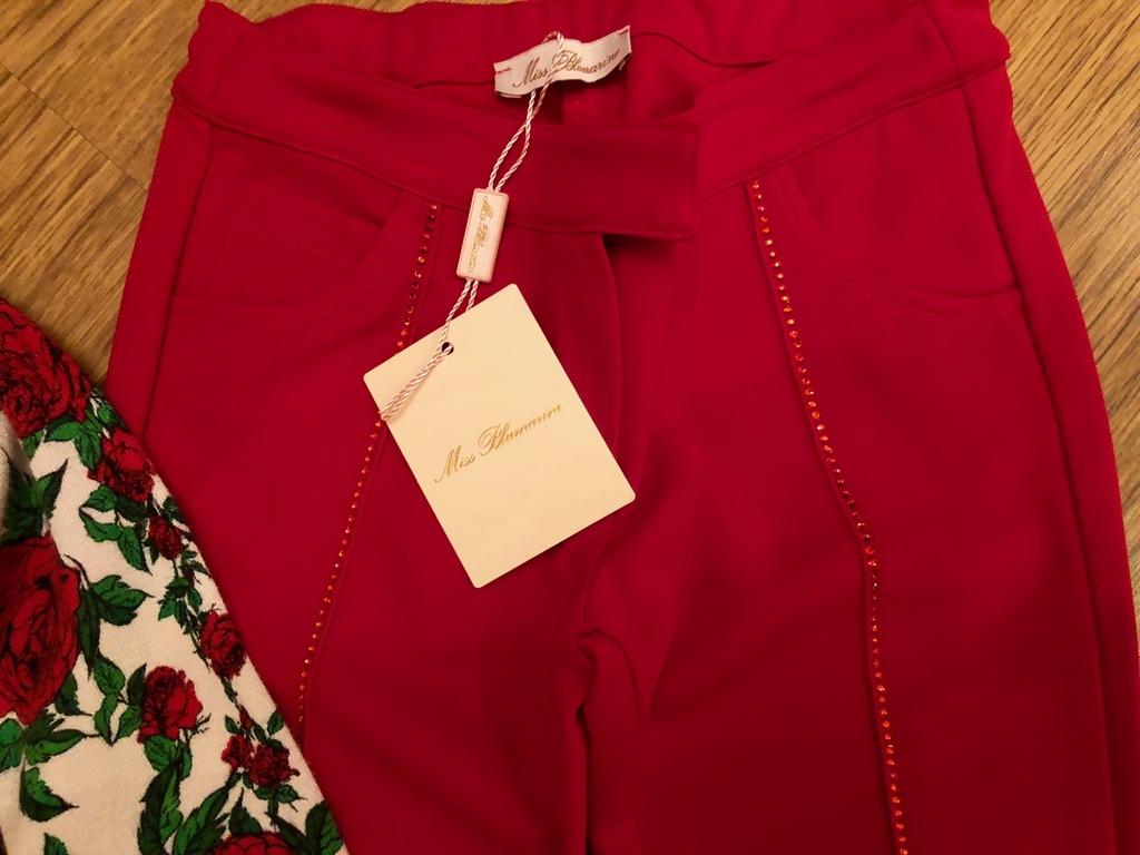 Miss Blumarine брюки новые