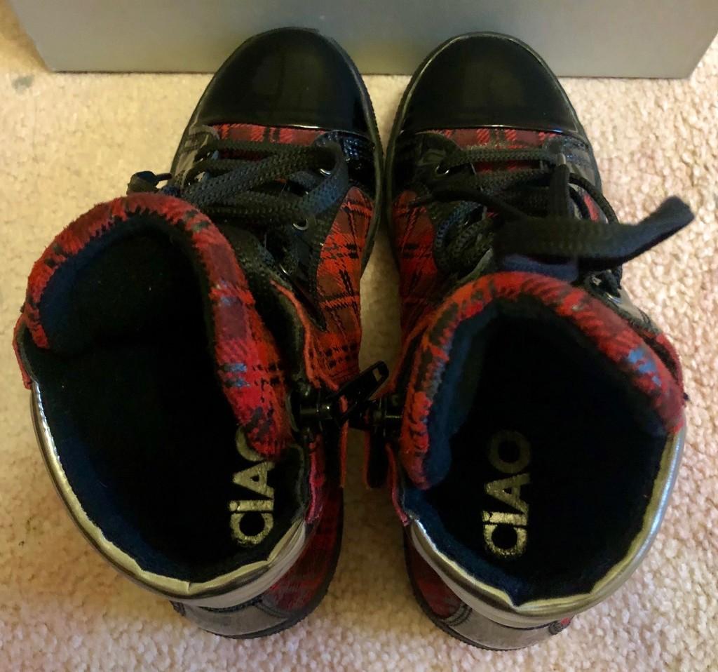 Новые ботинки CIAO Италия размер 34