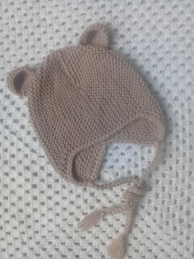 Шапка Мишка новая