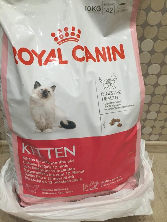 Royal Canin Kitten 10 кг