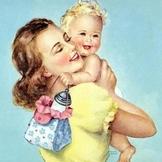 Молодая мама, не значит плохая мама!