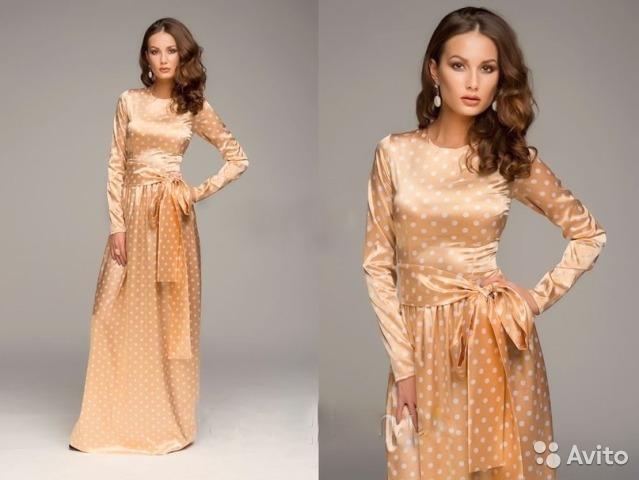 Много платьев