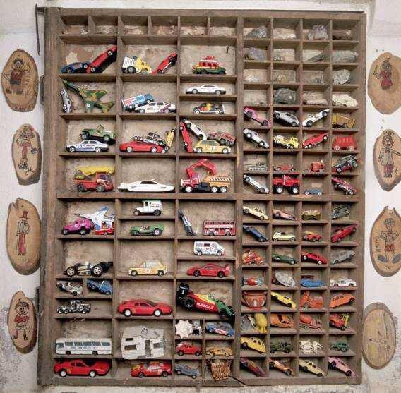 Игрушечные гаражи для машинок из фанеры