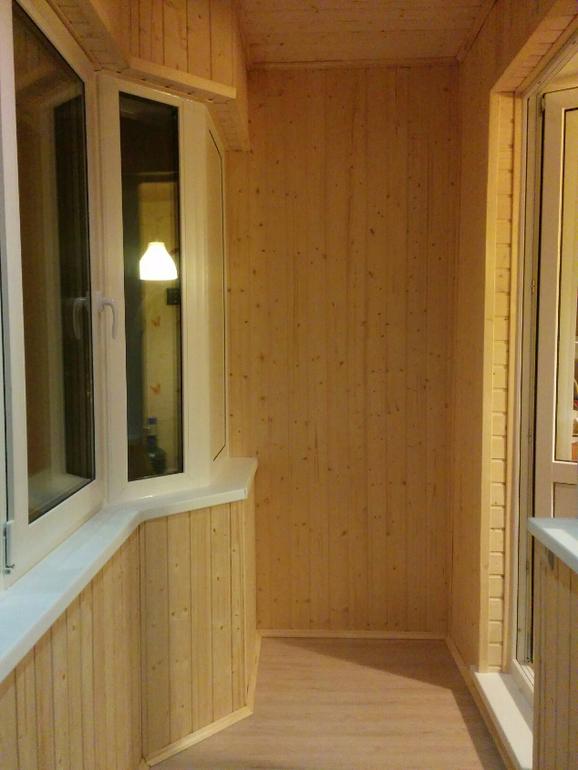 С чего начинается мой ремонт? с лоджии)) - окна для балконов.