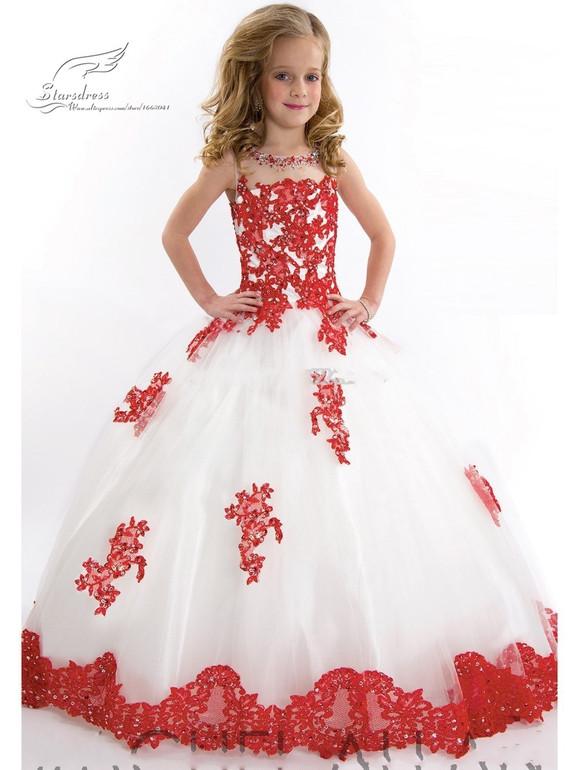 выпускное платье в детский сад фото