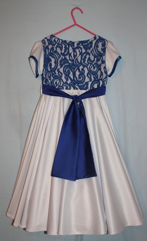 Платья для маленьких девочек как сшить фото 419