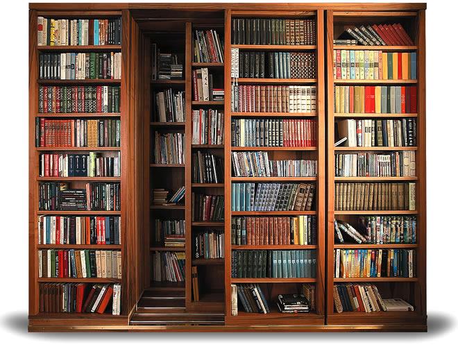Шкафы купе для библиотеки: книжные шкафы купе Купить