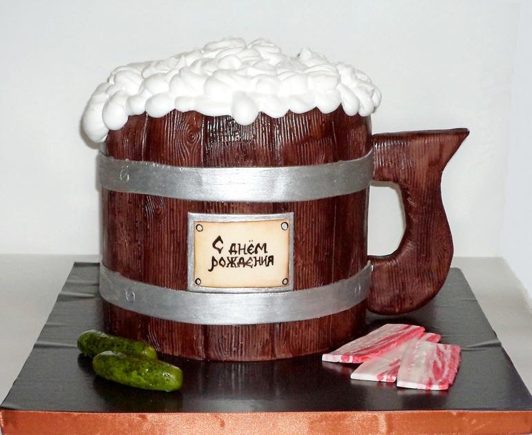 пиво в виде торта фото актриса
