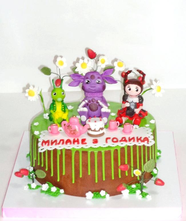 поздравление с днем рождения на 1 год для миланы непоседливое