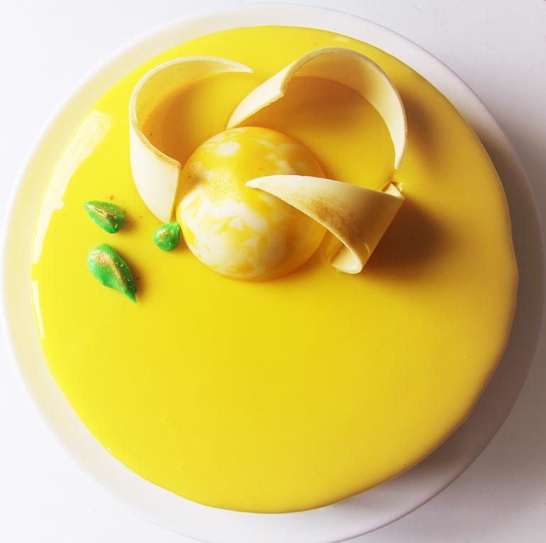 Как сделать клубничный торт