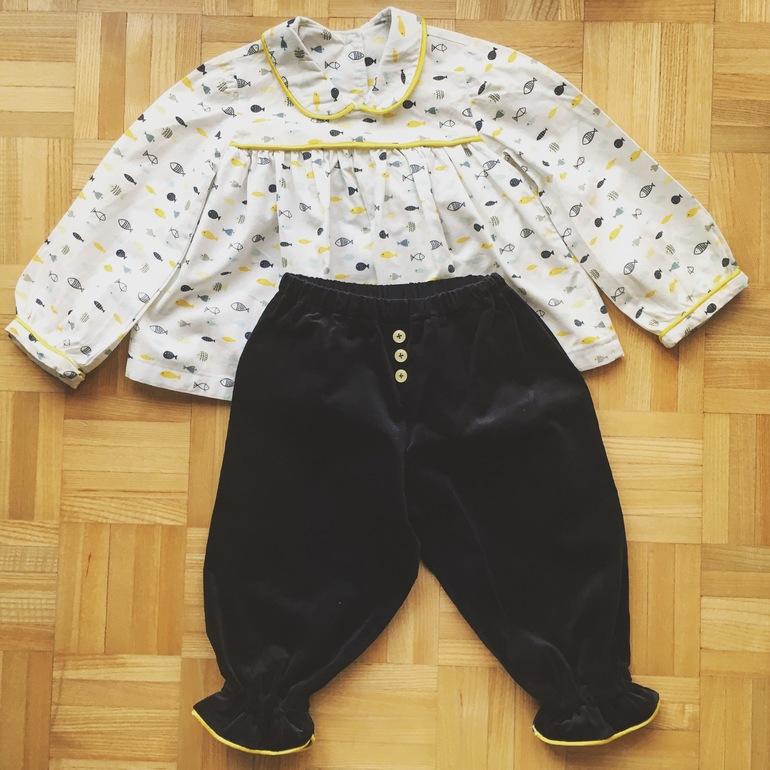 a00f1eef049 Блузка и штанишки - атласная блузка - запись пользователя Надежда ...