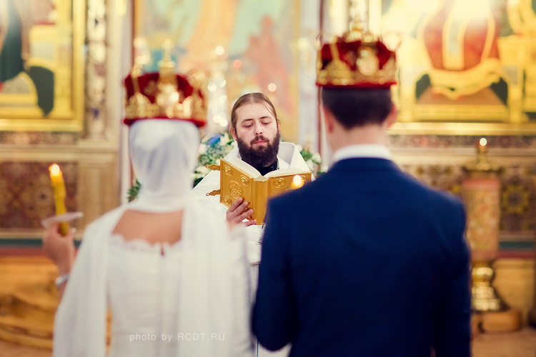 Что значит венчание в церкви для супругов