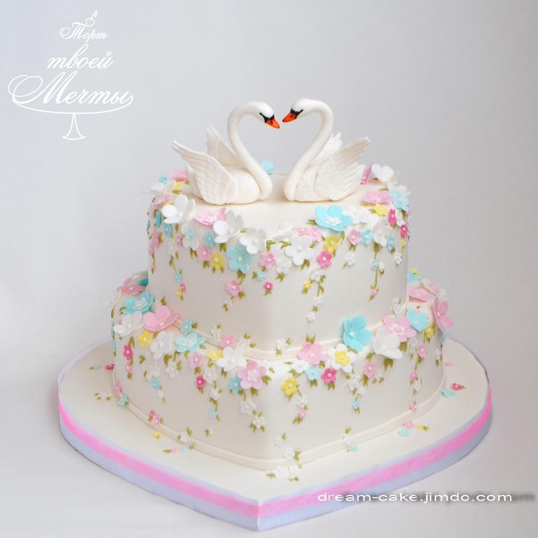 торт на венчание картинки всё