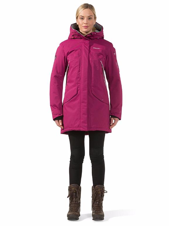 Дидриксонс женские куртки