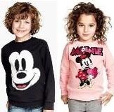 Модные вещи для мальчиков и девочек
