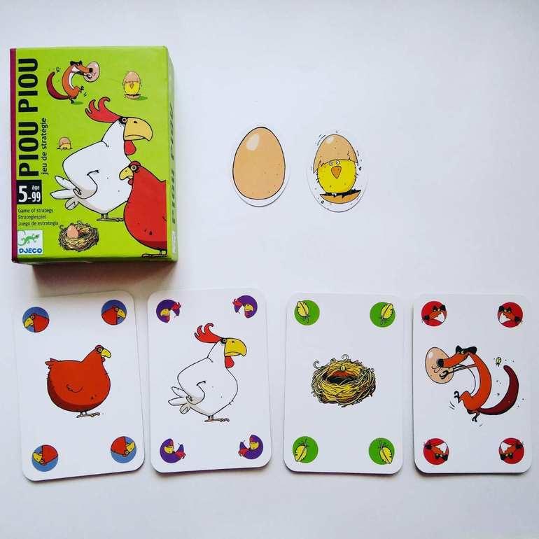 карты чирика в играть