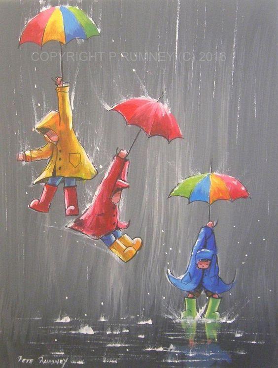 Уезжай пожалуйста, картинки ура дождик