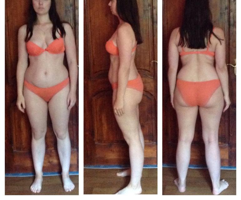 Как похудеть грушевидной фигуре