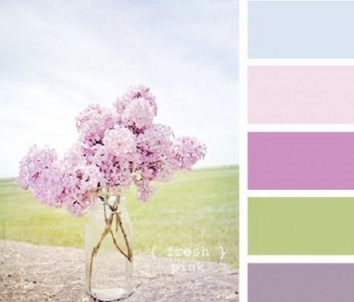 Фиолетовый цвет в интерьере и его сочетание с другими
