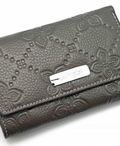 Маленький женский кожаный кошелек Sergio Valentini СВ 3188-0