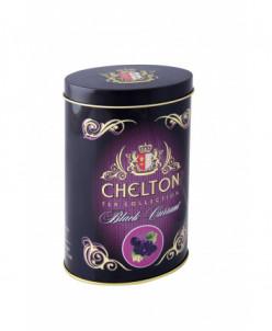 Чай Chelton «Черный чай со смородиной» 100 гр ж\б
