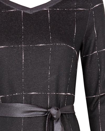 ZAPS - Осень-Зима 18-19 FENIS Платье 004