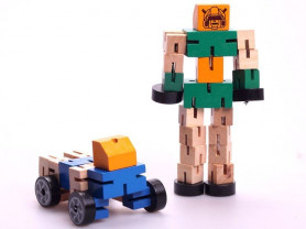 робот транформер дерево