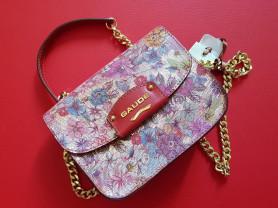 Новая стильная сумка кроссбоди Италия кожа