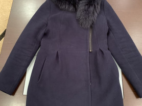 Пальто зима р.44