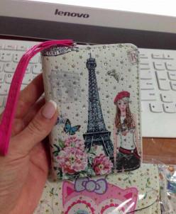 Милый кошелек для девочки