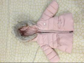 Куртка для девочки новая ZARA