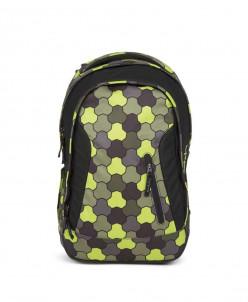 Рюкзак школьный Satch Sleek Jungle Flow.