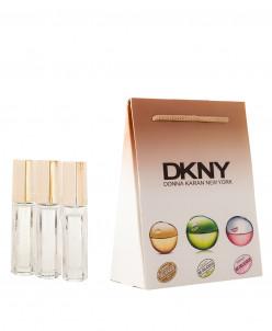 Женский подарочный набор DKNY 3x15 мл