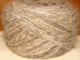 Пряжа лечебная «Звезда Кавказа» из собачьей шерсти