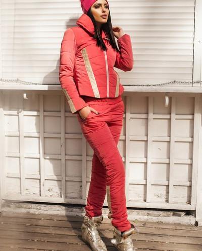 Зимний костюм №02009