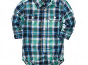боди-рубашка OshKosh на 24мес., новая