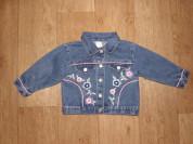Джинсовая ветровка / джинсовка (США),размер 2 года