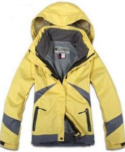 Женская мембранная куртка 3 в 1 Columbia Titanium