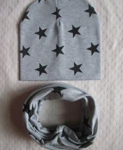 Комплект  шапка , снуд GUD93