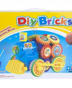 Конструктор DIY BRICKS 47 шт