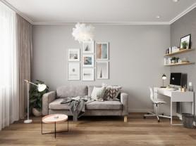 Дизайн интерьера квартир, домов, офисов.