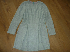 Кружевное платье (Италия), р. 42 (ит)
