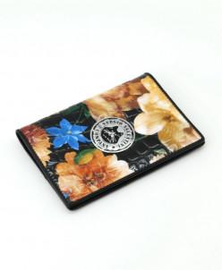 Женская кожаная обложка для паспорта Sergio Valentini СВ 807
