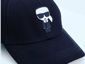 кепка новая оригинал Karl Lagerfeld